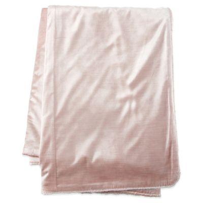 Anastasia Full/Queen Duvet Cover in Pink