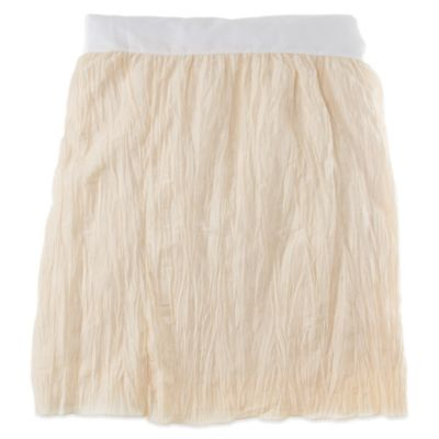 Glenna Jean Anastasia Twin Bed Skirt in Cream