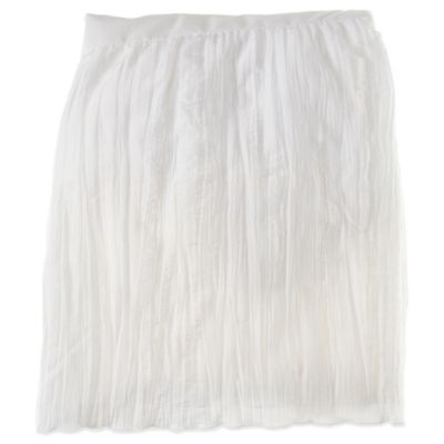 Glenna Jean Anastasia Twin Bed Skirt in White
