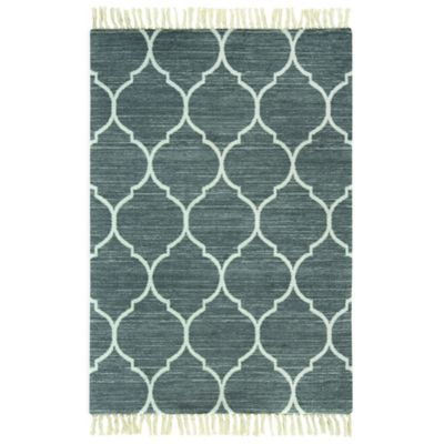 Bacova Antiqua 2-Foot x 3-Foot Rug in Taupe