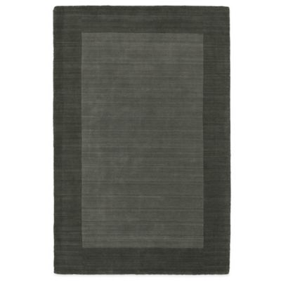 Kaleen Regency 3-Foot 6-Inch x 5-Foot 3-Inch Rug in Charcoal
