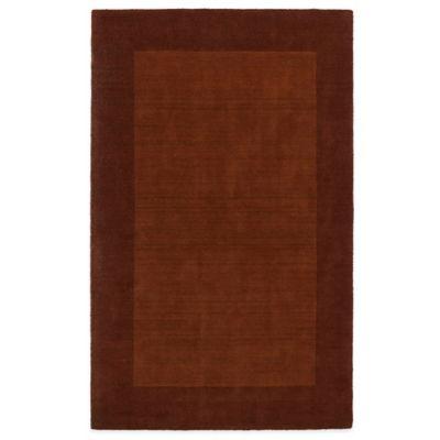 Kaleen Regency 5-foot x 7-Foot 9-Inch Rug in Copper