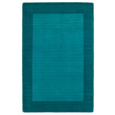 Kaleen Regency 5-Foot x 7-Foot 9-Inch Rug in Turquoise