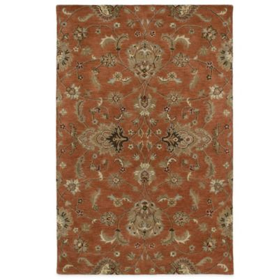 Kaleen Mystic-Europa 5-Foot x 7-Foot 9-Inch Rug in Copper