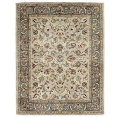 Kaleen Mystic-William 2-Foot 3-Inch x 7-Foot 9-Inch Runner in Ivory