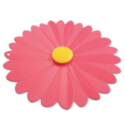 Charles Viancin® 8-Inch Daisy Lid in Pink