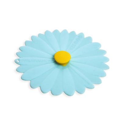 Charles Viancin® 4-Inch Daisy Lid in Blue