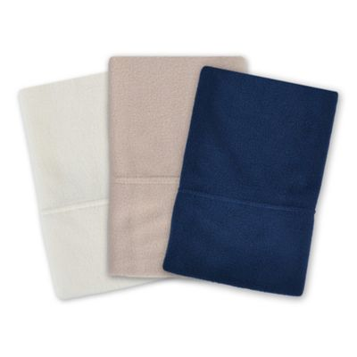 Berkshire Original Microfleece™ California King Sheet Set in Linen