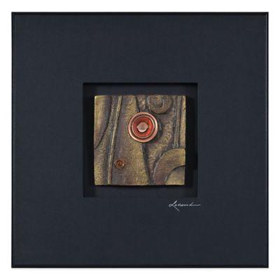 Ren-Wil Amber Emblem I Wall Art