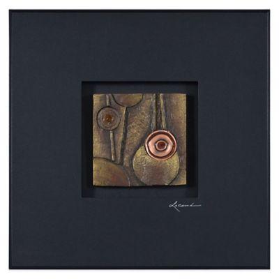 Amber Emblem I Wall Art