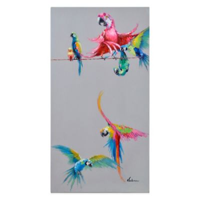 Papagaio I Wall Art