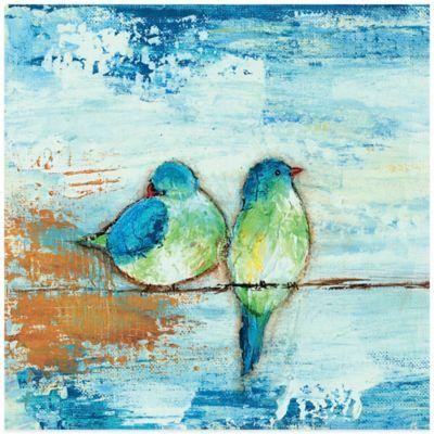 Song Birds II Canvas Wall Art