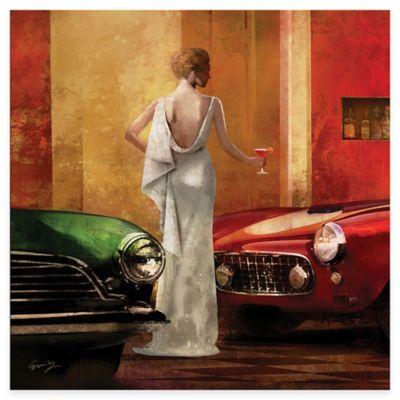 Car Collector I Canvas Wall Art