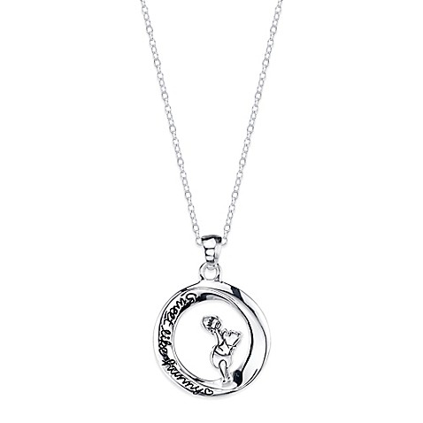buy disney 174 winnie the pooh sterling silver 18 inch chain