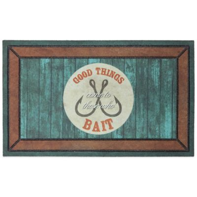 Mohawk Good Bait Doormat