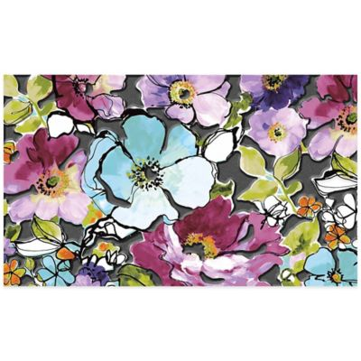 Masterpiece Beautiful Blossoms Door Mat
