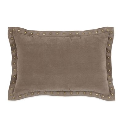 Croscill® Aspen Oblong Throw Pillow in Mahogany
