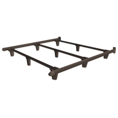 Naturepedic® emBrace™ Steel Full Bed Frame in Brown