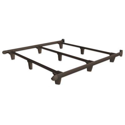 Naturepedic® emBrace™ Steel Queen Bed Frame in Brown