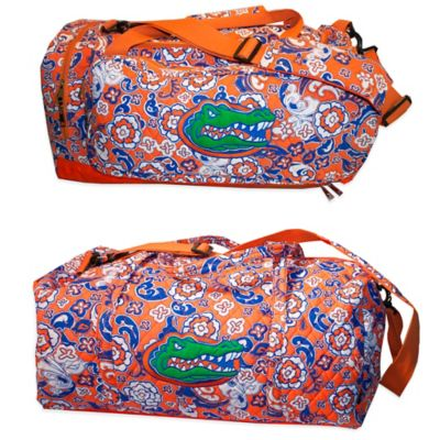 University of Florida Large Duffle Bag