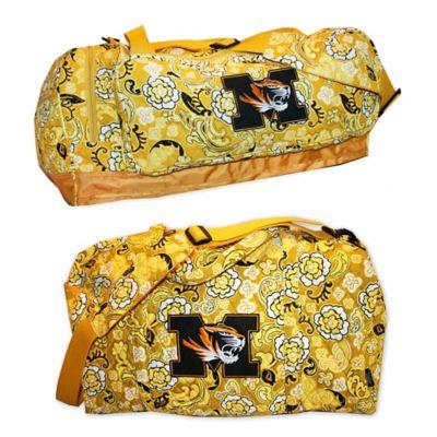 University of Missouri Extra Large Duffle Bag