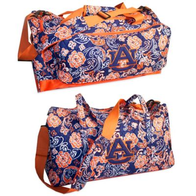 Auburn University Extra Large Duffle Bag
