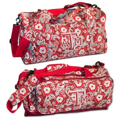 Texas A&M University Large Duffle Bag
