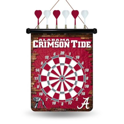 University of Alabama Magnetic Dart Board