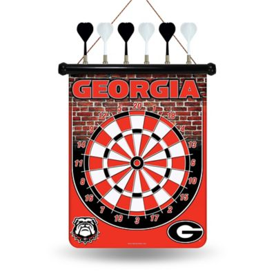 University of Georgia Magnetic Dart Board