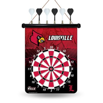 University of Louisville Magnetic Dart Board