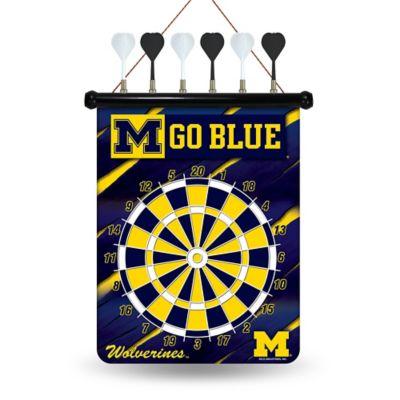 University of Michigan Magnetic Dart Board