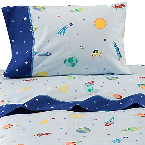 Olive Kids™ Out of This World Full Sheet Set
