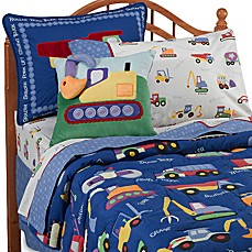 Olive Kids™ Under Construction Twin Sheet Set