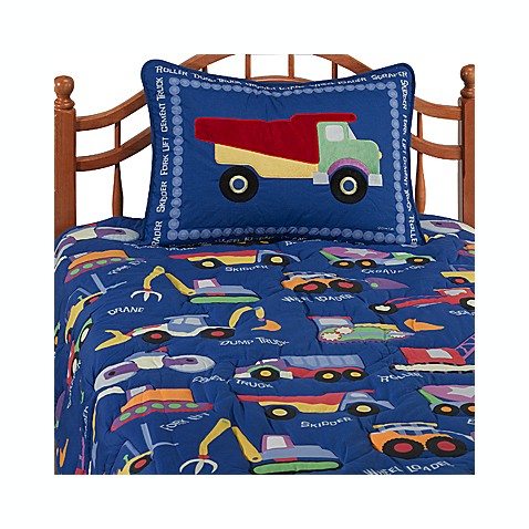 Olive Kids™ Under Construction Twin Comforter Set