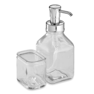 InterDesign® Cora Soap Pump and Side Caddy