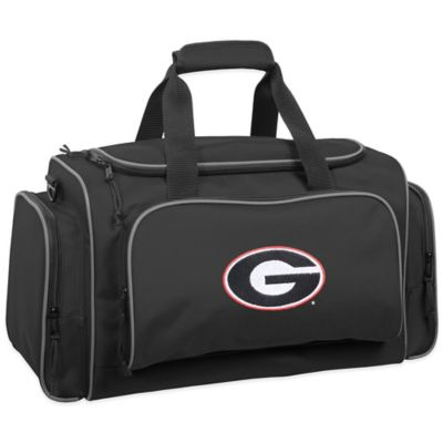 WallyBags® University of Georgia 21-Inch Duffle