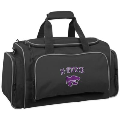 WallyBags® Kansas State University 21-Inch Duffle
