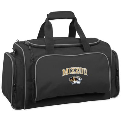 WallyBags® University of Missouri 21-Inch Duffle