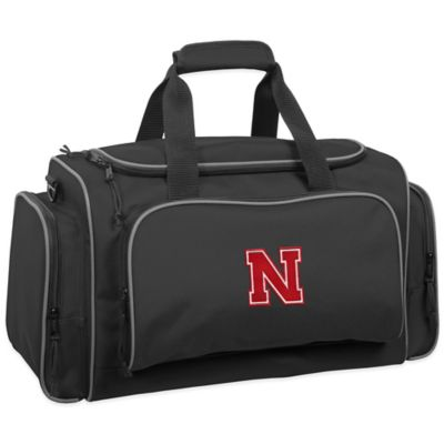 WallyBags® University of Nebraska 21-Inch Duffle