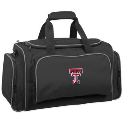 WallyBags® Texas Tech University 21-Inch Duffle