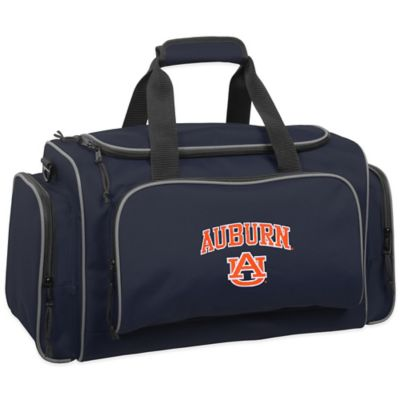 WallyBags® Auburn University 21-Inch Duffle