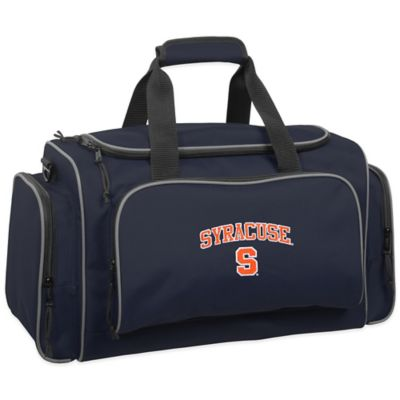 WallyBags® Syracuse University 21-Inch Duffle