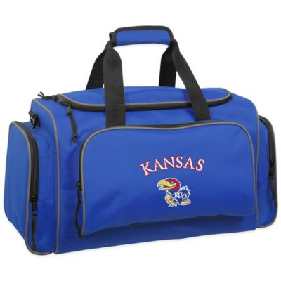 WallyBags® University of Kansas 21-Inch Duffle