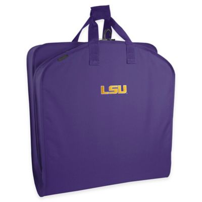 WallyBags® LSU 40-Inch Garment Bag with Handles