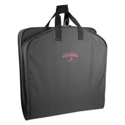 WallyBags® University of Alabama 40-Inch Garment Bag with Handles