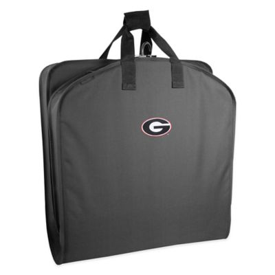 WallyBags® University of Georgia 40-Inch Garment Bag with Handles