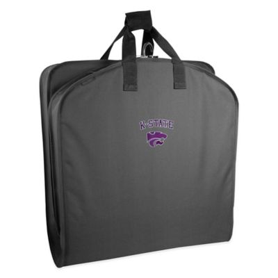WallyBags® Kansas State University 40-Inch Garment Bag with Handles