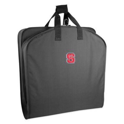 WallyBags® North Carolina State University 40-Inch Garment Bag with Handles