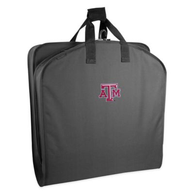 WallyBags® Texas A&M University 40-Inch Garment Bag with Handles