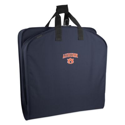 WallyBags® Auburn University 40-Inch Garment Bag with Handles